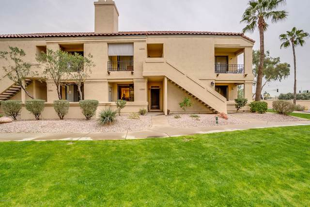 9708 E Via Linda #1348, Scottsdale, AZ 85258 (MLS #6026990) :: CC & Co. Real Estate Team