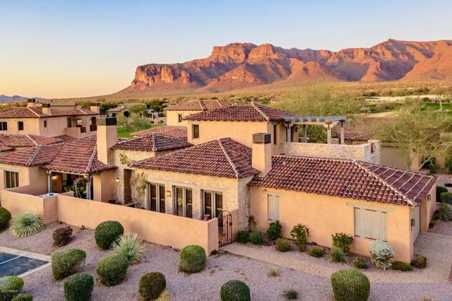 7500 E Golden Eagle Circle, Gold Canyon, AZ 85118 (MLS #6026998) :: The Everest Team at eXp Realty