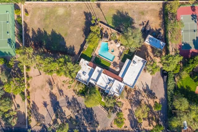 5702 E Via Buena Vista, Paradise Valley, AZ 85253 (MLS #6026999) :: The Mahoney Group