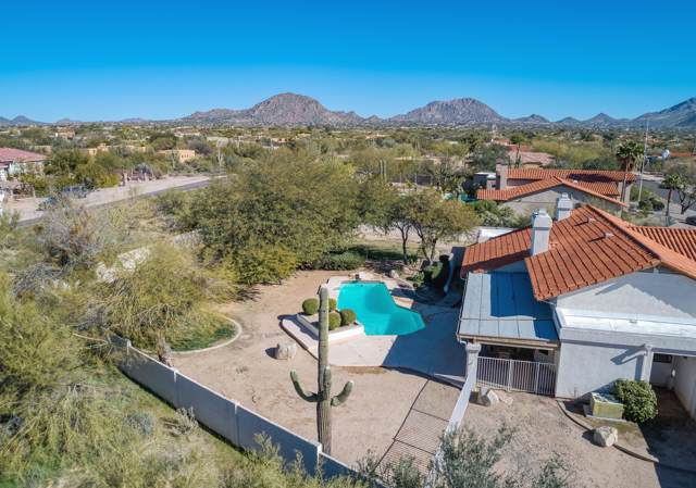 8028 E La Junta Road, Scottsdale, AZ 85255 (MLS #6027005) :: The Kenny Klaus Team