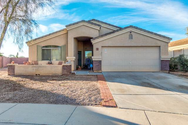 249 W Hawthorne Drive, Casa Grande, AZ 85122 (MLS #6027027) :: The W Group