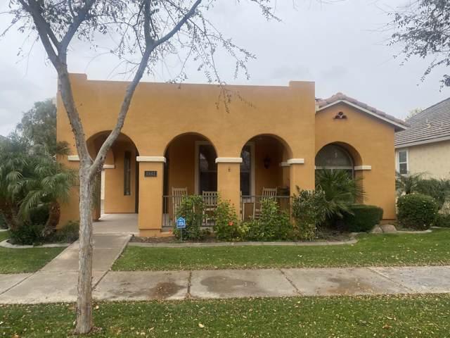 2662 E Valencia Street, Gilbert, AZ 85296 (MLS #6027029) :: The Property Partners at eXp Realty
