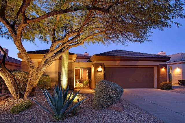 6596 E Shooting Star Way, Scottsdale, AZ 85266 (MLS #6027041) :: The Laughton Team