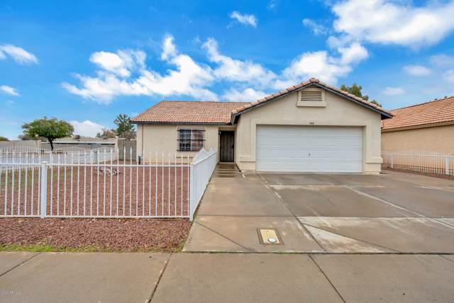 503 E Laredo Street, Chandler, AZ 85225 (MLS #6027049) :: Power Realty Group Model Home Center