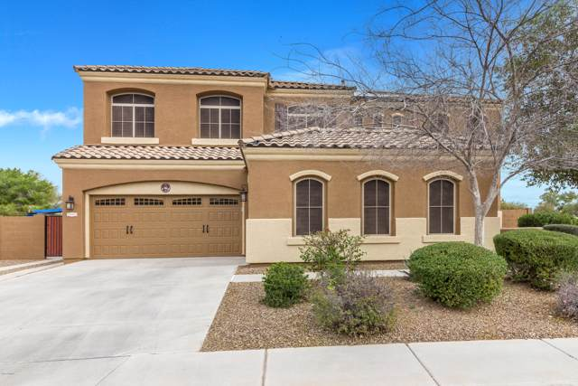 2102 N Saint Andrews Drive, Casa Grande, AZ 85122 (MLS #6027052) :: My Home Group