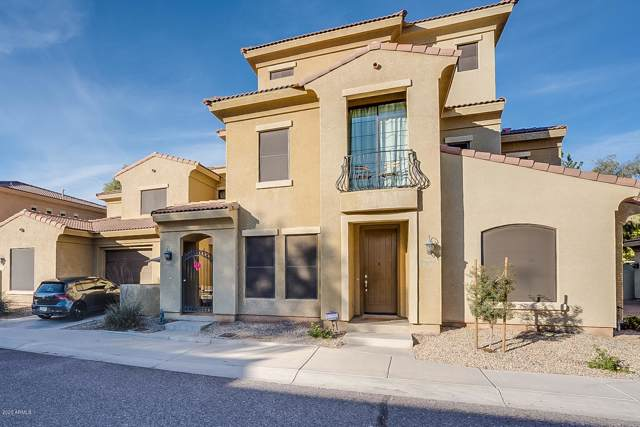 1367 S Country Club Drive #1215, Mesa, AZ 85210 (MLS #6027069) :: Devor Real Estate Associates