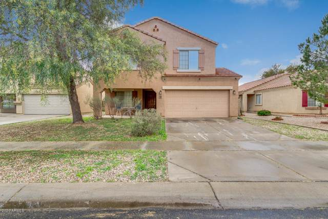 2109 W Wilson Avenue, Coolidge, AZ 85128 (MLS #6027076) :: The Kenny Klaus Team