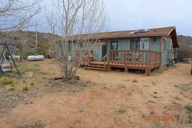 7020 W Wexford Drive, Kirkland, AZ 86332 (MLS #6027097) :: Brett Tanner Home Selling Team