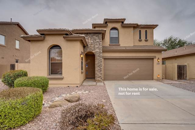 3439 E Powell Way, Gilbert, AZ 85298 (MLS #6027180) :: Openshaw Real Estate Group in partnership with The Jesse Herfel Real Estate Group