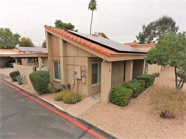 2436 W Caribbean Lane #1, Phoenix, AZ 85023 (MLS #6027190) :: Brett Tanner Home Selling Team
