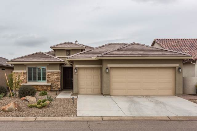 4372 W Box Canyon Drive, Eloy, AZ 85131 (MLS #6027230) :: Nate Martinez Team