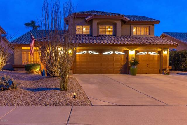 1732 N Arden, Mesa, AZ 85205 (MLS #6027250) :: Arizona Home Group