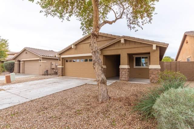 41215 W Bravo Drive, Maricopa, AZ 85138 (MLS #6027261) :: Power Realty Group Model Home Center