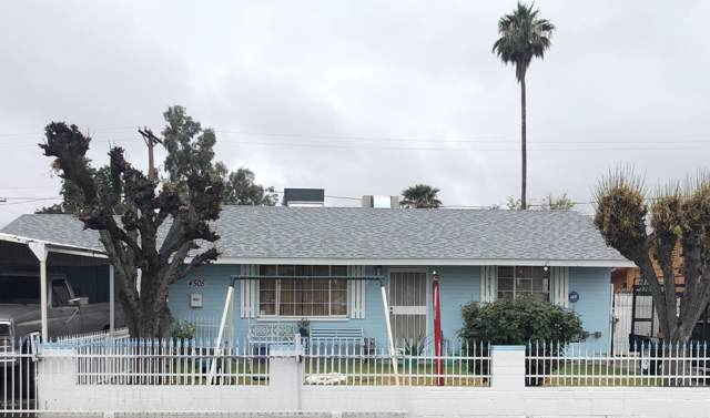 4505 W Weldon Avenue, Phoenix, AZ 85031 (MLS #6027273) :: The Kenny Klaus Team