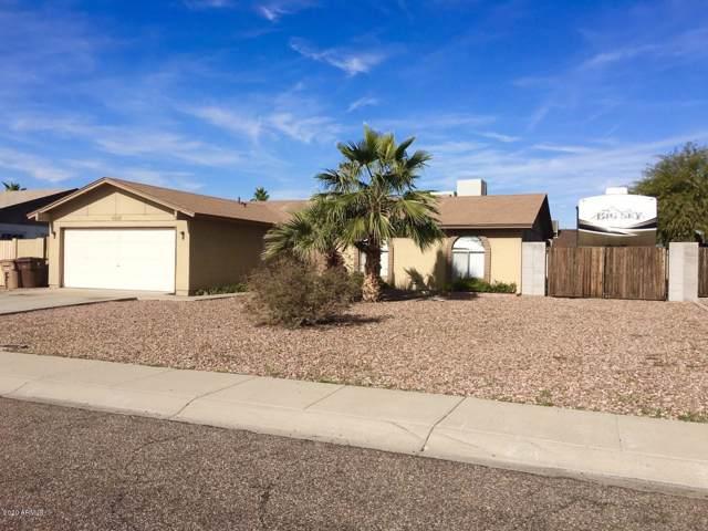 6934 W Palo Verde Avenue, Peoria, AZ 85345 (MLS #6027302) :: Power Realty Group Model Home Center