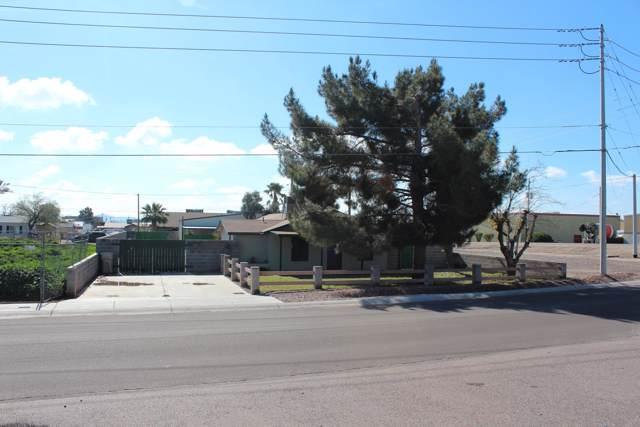 103 E Narramore Avenue, Buckeye, AZ 85326 (MLS #6027305) :: The Kenny Klaus Team