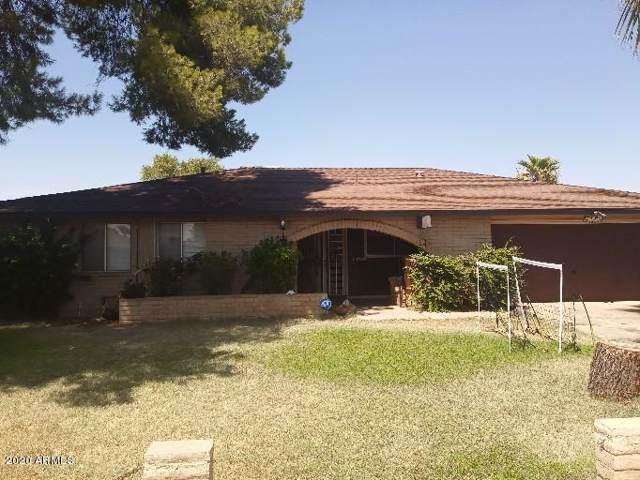 4132 W Purdue Avenue, Phoenix, AZ 85051 (MLS #6027306) :: The Kenny Klaus Team