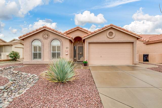 1853 E Palm Beach Drive, Chandler, AZ 85249 (MLS #6027321) :: Nate Martinez Team