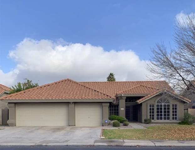 1610 W Jasper Drive, Chandler, AZ 85224 (MLS #6027342) :: Power Realty Group Model Home Center