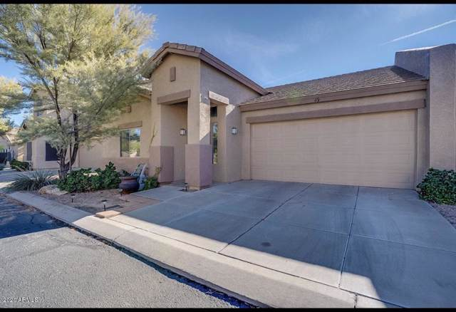 44 S Greenfield Road #49, Mesa, AZ 85206 (MLS #6027346) :: Nate Martinez Team