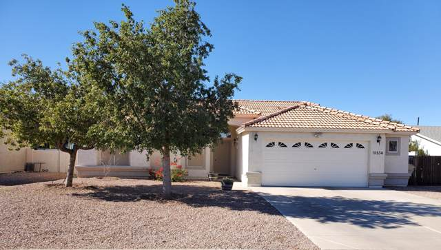 15534 S Tipton Place, Arizona City, AZ 85123 (MLS #6027347) :: The Kenny Klaus Team