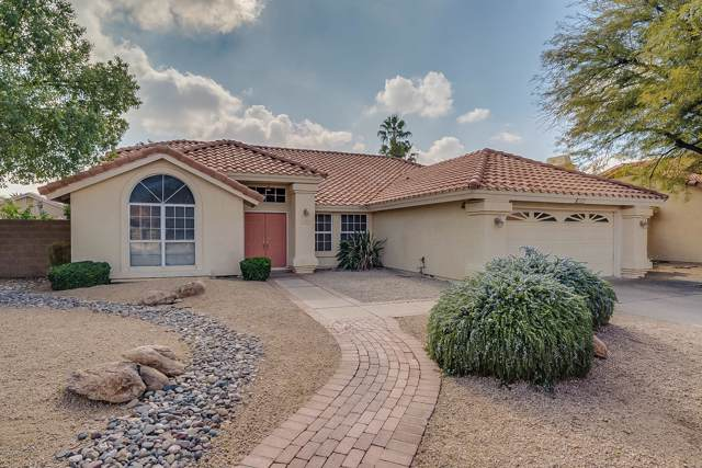 1591 W Ironwood Drive, Chandler, AZ 85224 (MLS #6027359) :: Power Realty Group Model Home Center