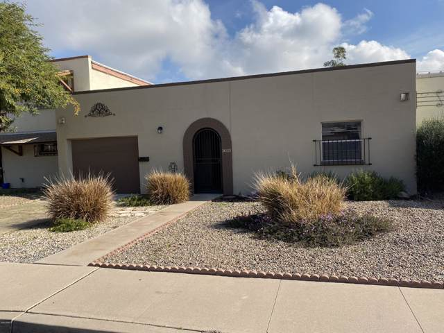 3033 S Country Club Way, Tempe, AZ 85282 (MLS #6027370) :: The Mahoney Group