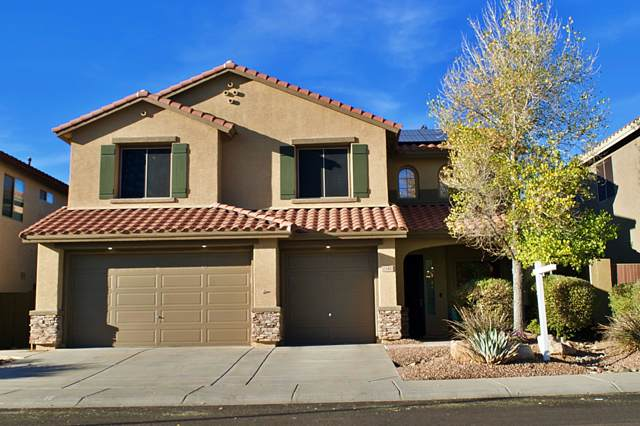 2140 W Clearview Trail, Anthem, AZ 85086 (MLS #6027372) :: Riddle Realty Group - Keller Williams Arizona Realty