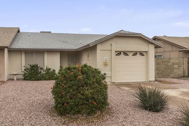 1622 E Beverly Lane, Phoenix, AZ 85022 (MLS #6027376) :: The Kenny Klaus Team