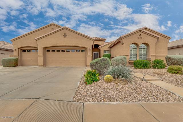 6564 S Kimberlee Way, Chandler, AZ 85249 (MLS #6027382) :: The Kenny Klaus Team