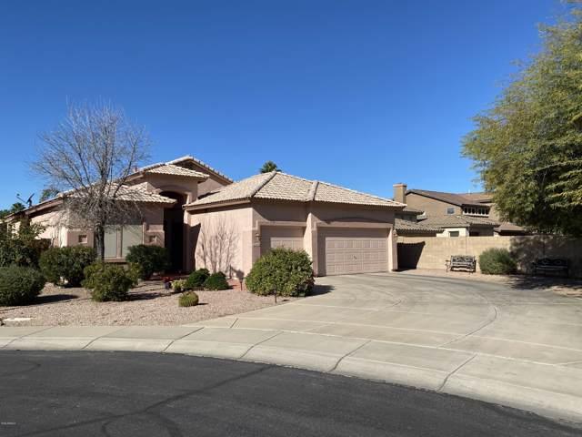 1404 S Park Grove Circle, Gilbert, AZ 85296 (MLS #6027385) :: Lux Home Group at  Keller Williams Realty Phoenix