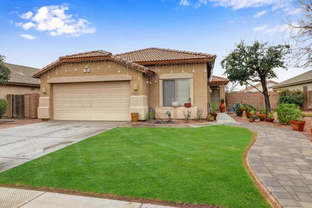 12517 W Coldwater Springs Boulevard, Avondale, AZ 85323 (MLS #6027397) :: The Laughton Team
