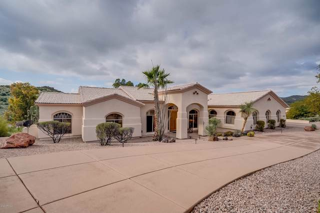 10606 N Muskrat Lane N, Fountain Hills, AZ 85268 (MLS #6027410) :: The Laughton Team