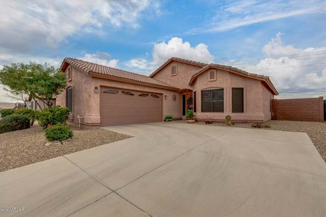 9013 E Rainier Drive, Gold Canyon, AZ 85118 (MLS #6027426) :: My Home Group