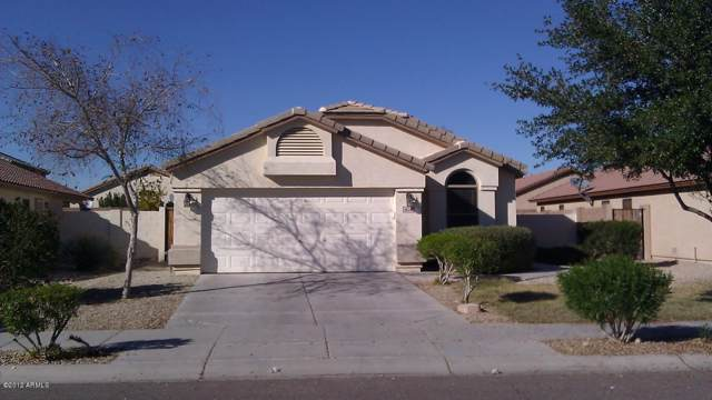 16018 W Latham Street, Goodyear, AZ 85338 (MLS #6027434) :: Kortright Group - West USA Realty