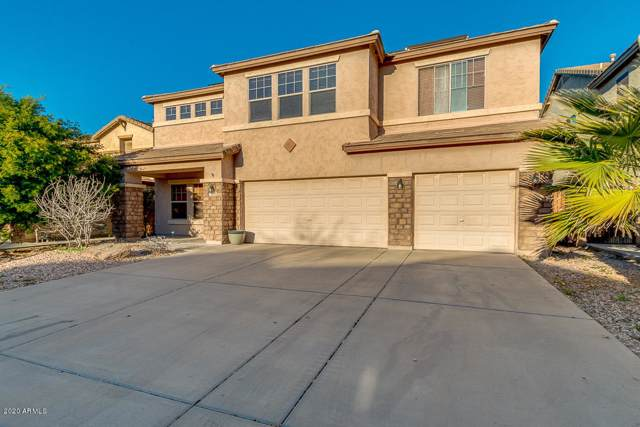 30184 W Flower Street, Buckeye, AZ 85396 (MLS #6027441) :: My Home Group