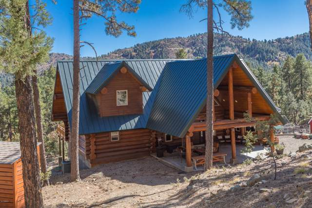 5975 S Morning Star Lane, Prescott, AZ 86303 (MLS #6027443) :: Scott Gaertner Group