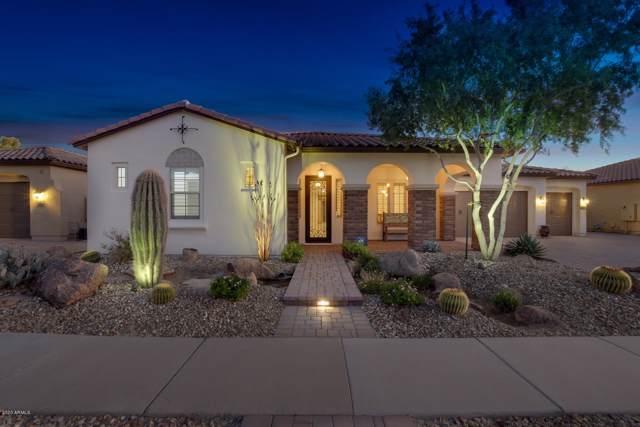 7547 W Trails Drive, Glendale, AZ 85308 (MLS #6027445) :: Revelation Real Estate
