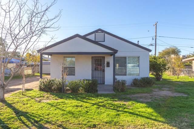 461 W University Drive, Mesa, AZ 85201 (MLS #6027473) :: The Kenny Klaus Team