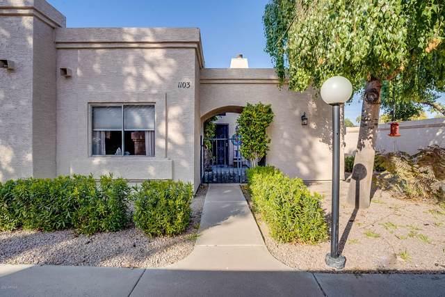 2019 W Lemon Tree Place #1103, Chandler, AZ 85224 (MLS #6027480) :: The W Group