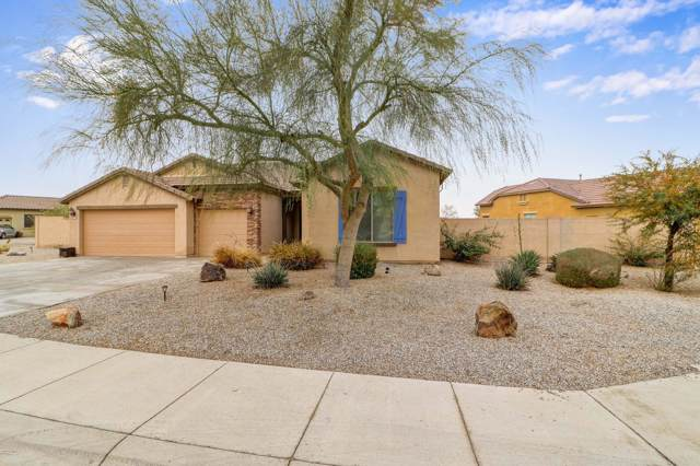 13010 S 182ND Avenue, Goodyear, AZ 85338 (MLS #6027499) :: Kortright Group - West USA Realty