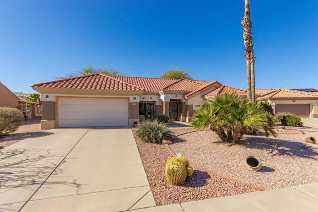 23208 N 145TH Avenue, Sun City West, AZ 85375 (MLS #6027503) :: Maison DeBlanc Real Estate