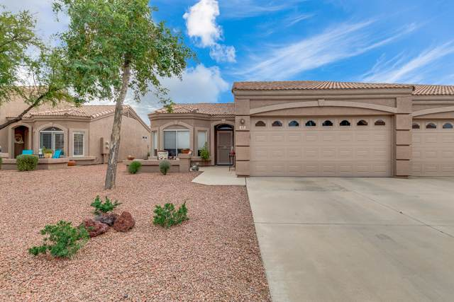 2101 S Yellow Wood #45, Mesa, AZ 85209 (MLS #6027506) :: Arizona Home Group
