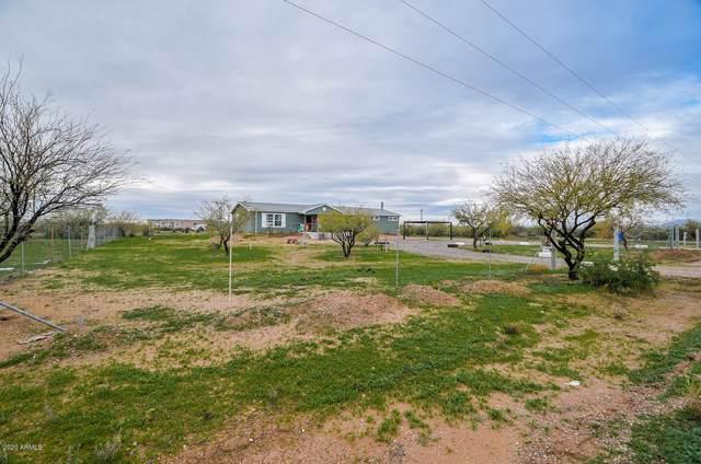 19167 W Brian Avenue, Casa Grande, AZ 85193 (MLS #6027530) :: The Property Partners at eXp Realty