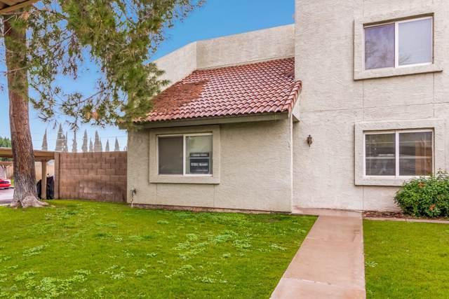 222 W Brown Road #30, Mesa, AZ 85201 (MLS #6027533) :: Lux Home Group at  Keller Williams Realty Phoenix