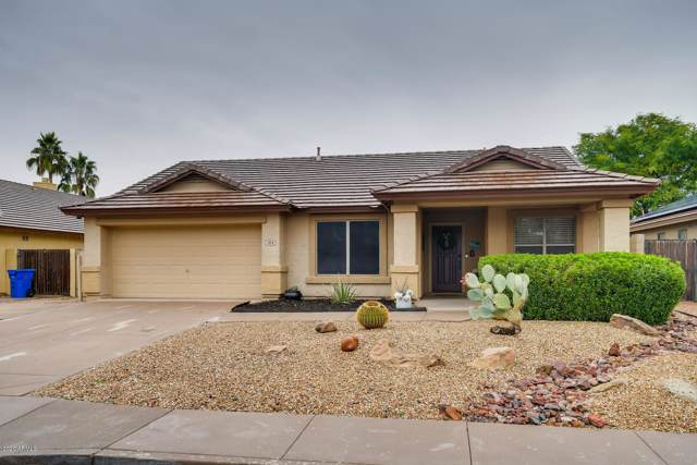 7914 E Osage Avenue, Mesa, AZ 85212 (MLS #6027554) :: Yost Realty Group at RE/MAX Casa Grande