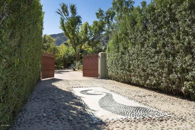 5665 E Mockingbird Lane, Paradise Valley, AZ 85253 (MLS #6027563) :: Riddle Realty Group - Keller Williams Arizona Realty