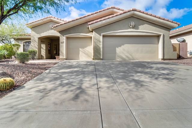 41806 N Iron Horse Court, Anthem, AZ 85086 (MLS #6027572) :: Riddle Realty Group - Keller Williams Arizona Realty