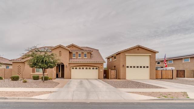 21968 E Camacho Road, Queen Creek, AZ 85142 (MLS #6027591) :: The Bill and Cindy Flowers Team