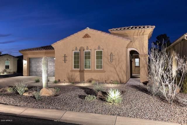 11050 E Buckhorn Drive, Scottsdale, AZ 85262 (MLS #6027602) :: Santizo Realty Group